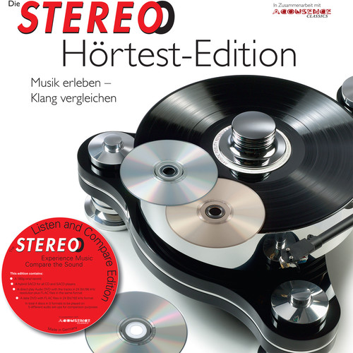 Die Stereo Hortest-Edition