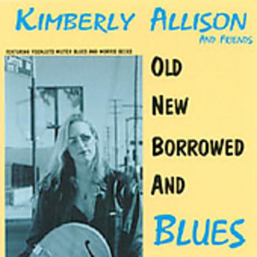 Old New Borrowed& Blues