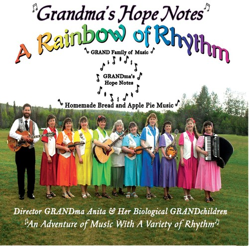 Rainbow of Rhythm