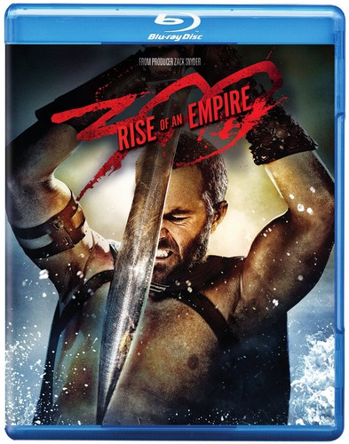 300: Rise of an Empire [2 Discs] [UltraViolet] [Blu-ray/DVD]