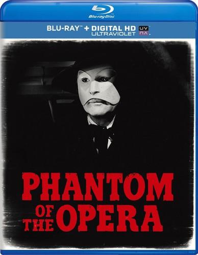 Phantom of the Opera [UltraViolet] [Blu-ray]