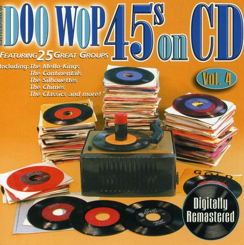 Doo Wop 45's on CD 4 /  Various