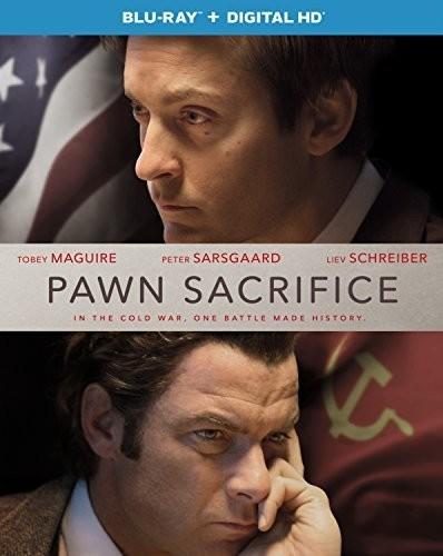 Pawn Sacrifice [UltraViolet] [Blu-ray]