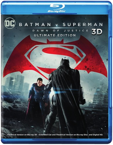 Batman v Superman: Dawn of Justice [Ultimate] [3D] [Blu-ray]