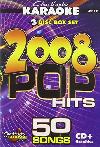 Karaoke: 2008 Pop Hits