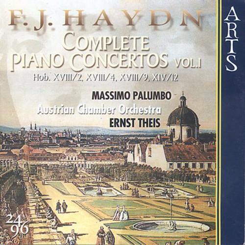 Complete Piano Concertos 1