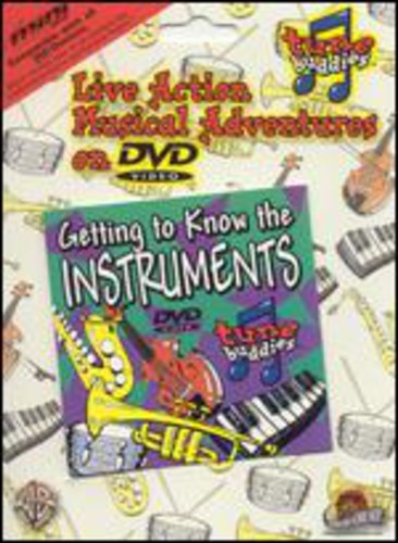 Tune Buddies Instruments