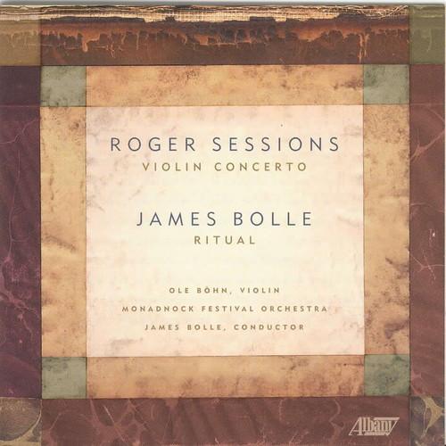 Sessions: Violin Concertos