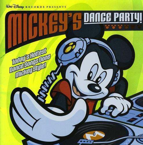 Yo Mickey: Mickey's Dance Party [Import]