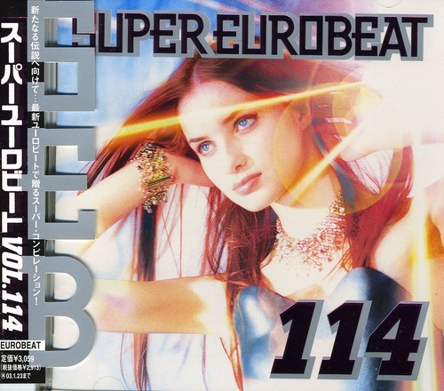 Super Eurobeat, Vol. 114 [Import]