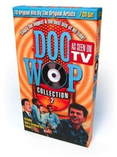 Simply the Best Doo Wop Collection 2 /  Various