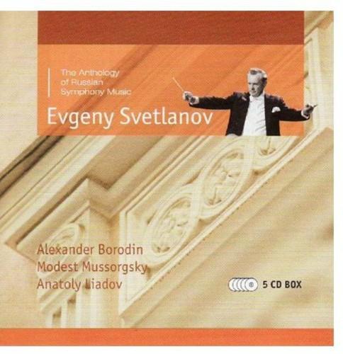 Svetlanov Conducts Borodin Mussorgsky Liadov