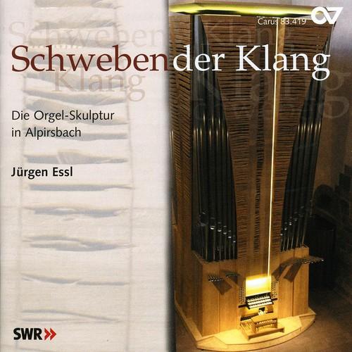 Schwebender Klang Die Orgel-Skulptur in Alpirsbach