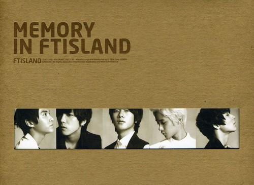 Memory in Ftisland [Import]