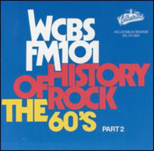 History of Rock 60's 2 /  Various
