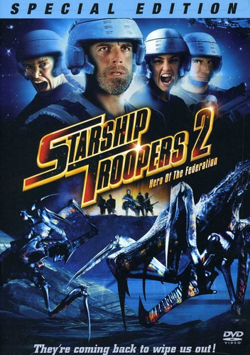 Starship Troopers 2: Hero Of The Federation [Special Edition] [Widescreen]