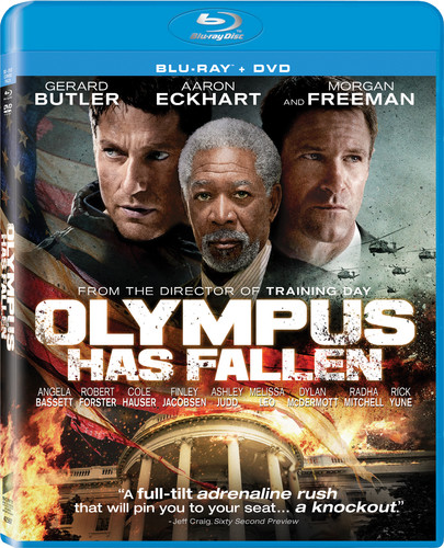 Olympus Has Fallen [2 Discs] [UltraViolet] [Blu-ray/DVD]