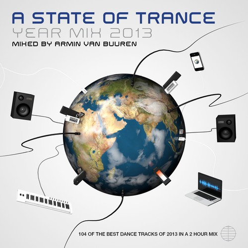 State of Trance Year Mix 2013 [Import]