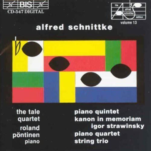 Piano Quintet (1972/ 76)