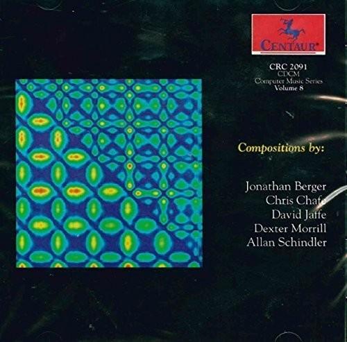 Computer Music Series 8 /  Various