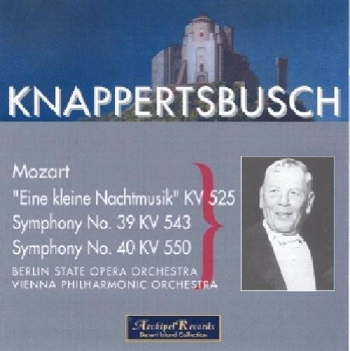 Sinfonie 39 & 40 Kleine N