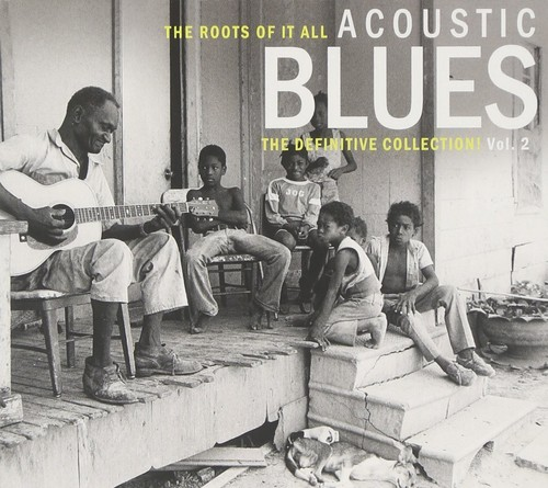 Roots of It All Acoustic Blues Vol. 2