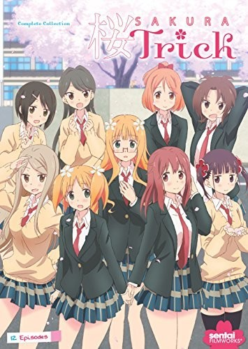 Sakura Trick Complete Collection