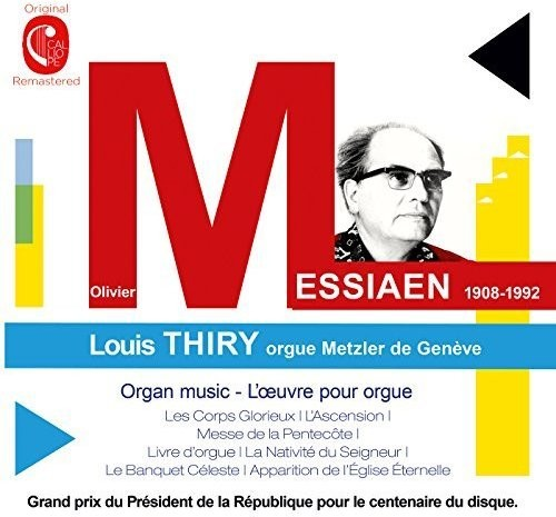 Messiaen: Works for Organ