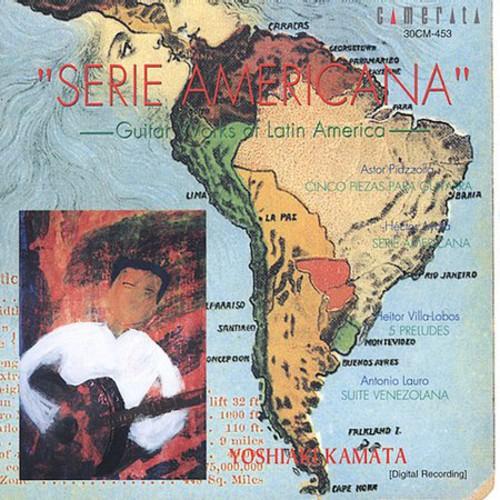 Plays Latin American Guitar Music