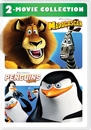 Madagascar/Penguins of Madagascar: 2-Movie Collection