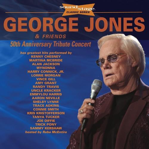 George Jones & Friends, 50th Anniversary Tribute Concert: Soundstage