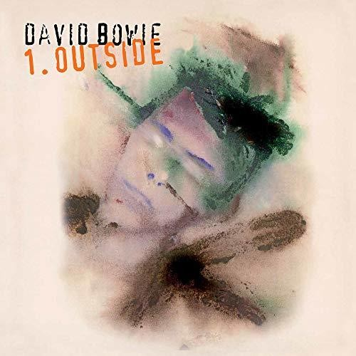1. Outside , David Bowie