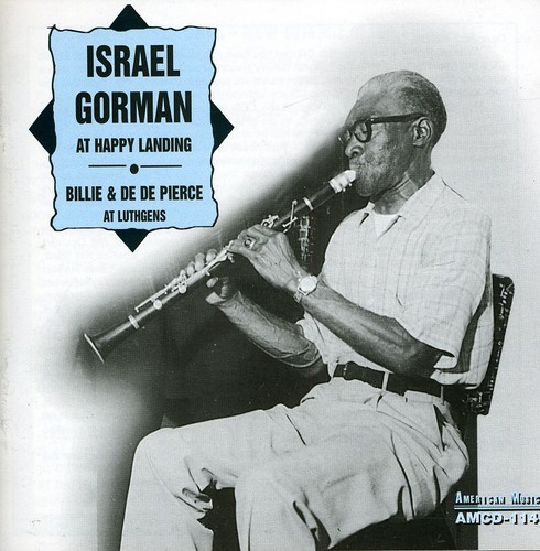 Dance Hall Days, Vol. 2 - Israel Gorman At Happy Landing