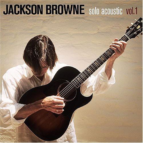 Jackson Browne-Solo Acoustic 1