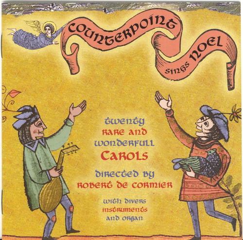 Counterpoint Sings Noel