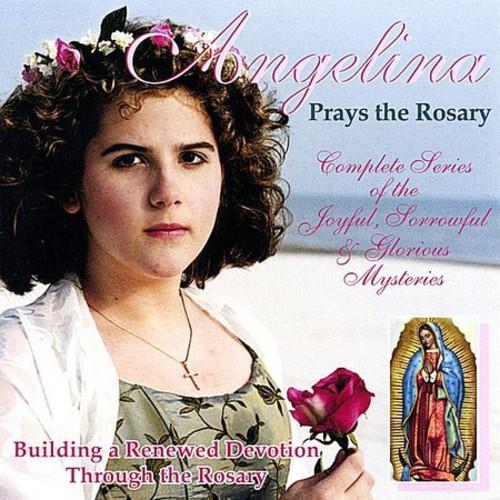 Angelina Prays the Rosary