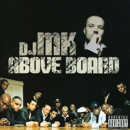 Above Broad [Import]