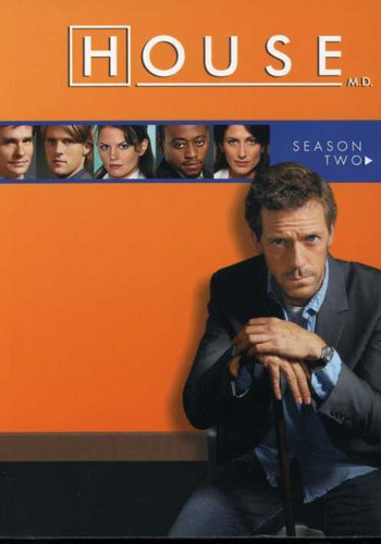 House: Season Two [6 Discs] [WS] [Digipack With Slip Sleeve]