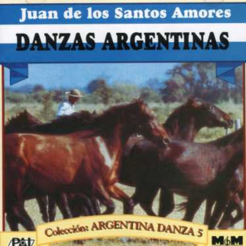 Danzas Argentinas 5 [Import]