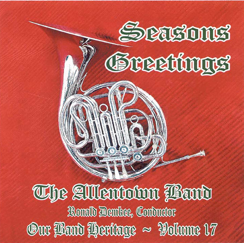 Our Band Heritage 17: Seasons Greetings