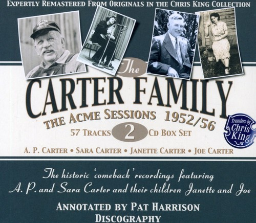 The Acme Sessions 1952/ 56