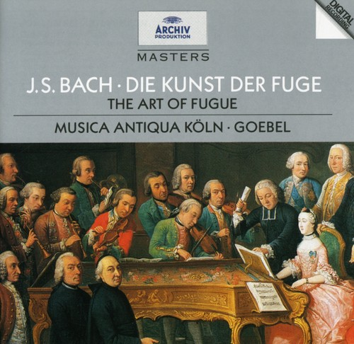 Bach: The Art of the Fugue