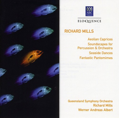 Mills: Aeolian Caprices Soundscapes for Percussion
