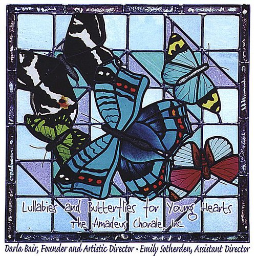 Lullabies & Butterflies for Young Hearts