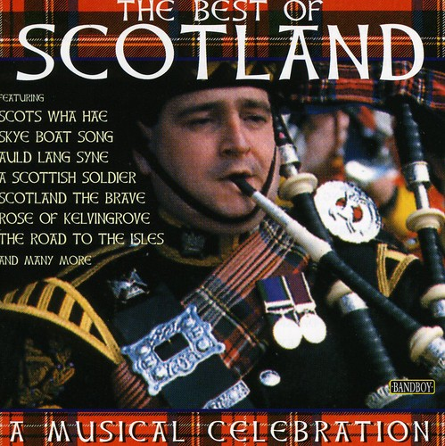 B.o. Scotland Marching Bands /  Various
