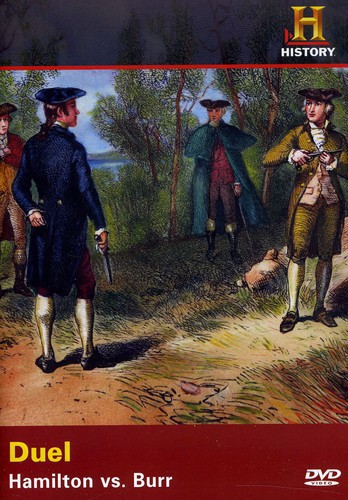 Duel: Hamilton Vs. Burr With Richard Dreyfuss