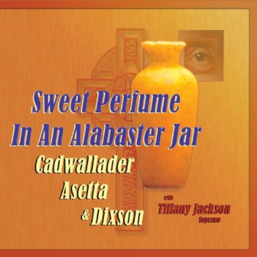 Sweet Perfume in An Alabaster Jar