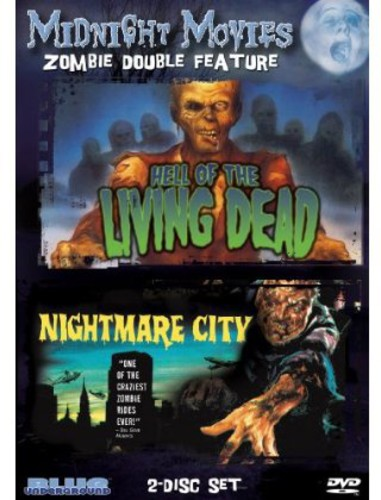 Midnight Movies - Zombie Double Feature: Hell of the Living Dead /  Nightmare City