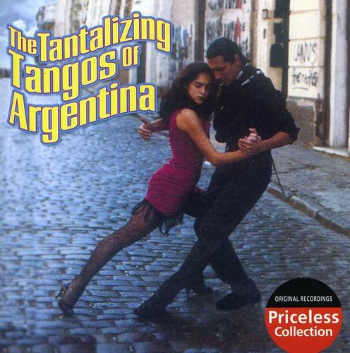Tantalizing Tangos of Argentina /  Various