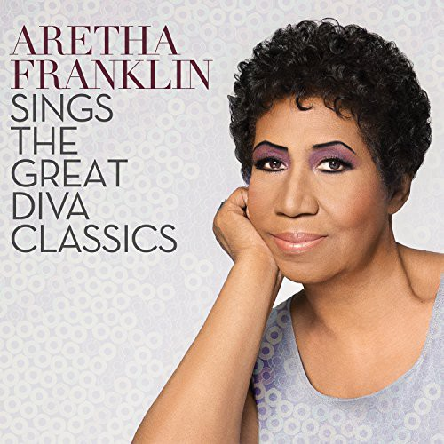 Aretha Franklin-Aretha Franklin Sings the Great Diva